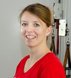 Iris Armino Krankengymnastin / Physiotherapeutin