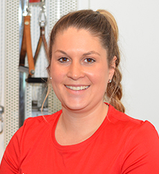Simone Forke Krankengymnastin / Physiotherapeutin